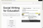 Wikis para el trabajo de aula