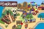 Moviland, Diverland y ludoland.