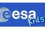 Estación Espacial Europea para niños.