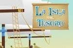 Día de la Paz. La Isla del Tesoro.