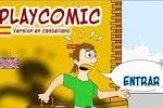 Creación de cómic y desarrollo de la expresión escrita. Versión en español y en inglés.