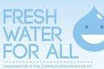 El agua fuente de vida.