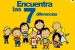 Encuentra las 7 diferencias