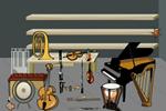 El almacén de la luthier. Instrumentos musicales y sus sonidos.