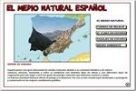 El medio natural de España.
